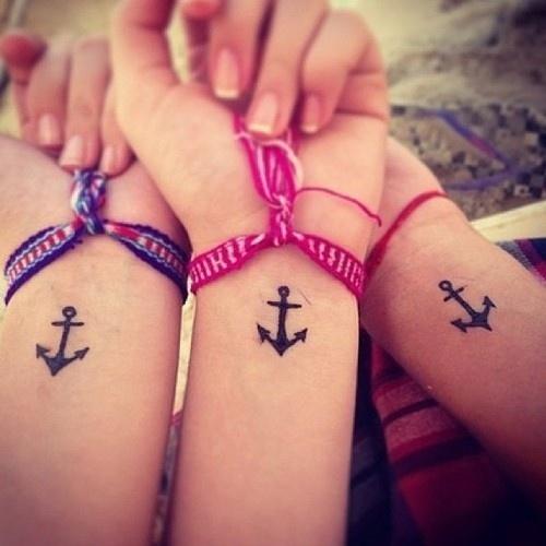 Όμορφες ιδέες για το πρώτο σου Τατουάζ