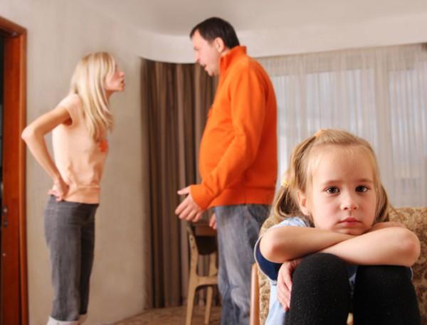 Όταν το παιδί γίνεται η αιτία του καβγά