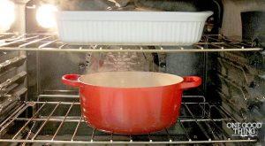 Ο πιο εύκολος τρόπος για να καθαρίσετε το φούρνο σας!