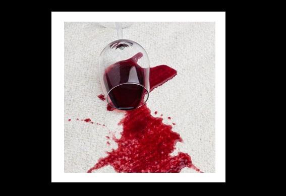 Πως να βγάλεις τους λεκέδες από κόκκινο κρασί!