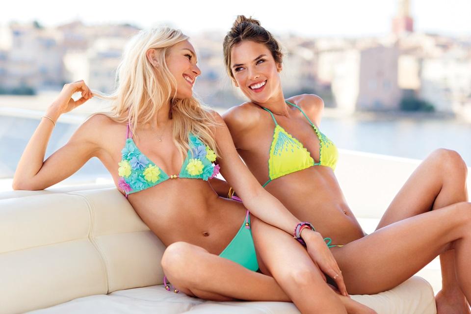 Δείτε τα ωραιότερα μαγιό της Victoria  s Secret και κάντε αισθητή την  παρουσία σας στις παραλίες φέτος το καλοκαίρι 934dff94921