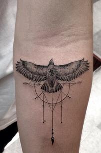 Όμορφα Tattoo σε μαύρες και γρι αποχρώσεις www.ediva.gr (4)