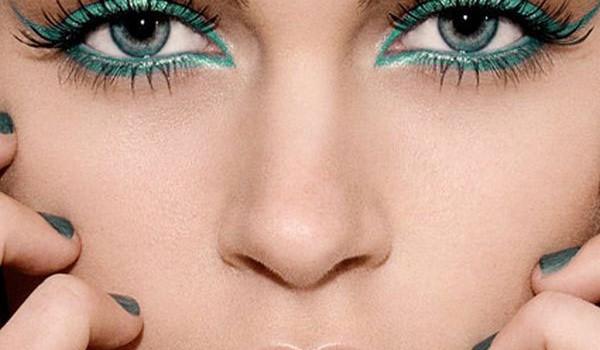 10 Μακιγιάζ για μπλε μάτια-Πως να τα κάνεις βήμα-βήμα!