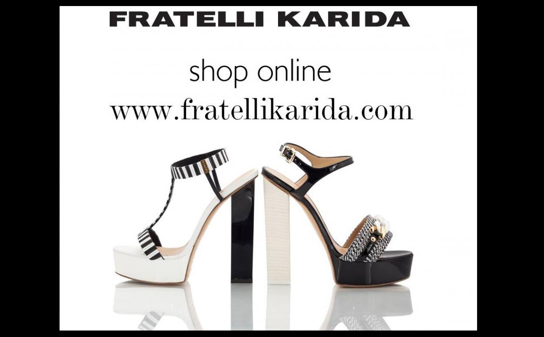 74e0c83bcb8 Στιλάτα γυναικεία παπούτσια από τον Fratelli Karida - ediva.gr