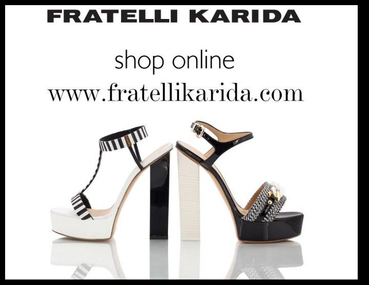 Στιλάτα γυναικεία παπούτσια από τον Fratelli Karida
