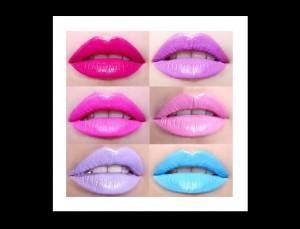 Εντυπωσιακά χείλη σε έντονα χρώματα: Το αγαπημένο trend των celebrities