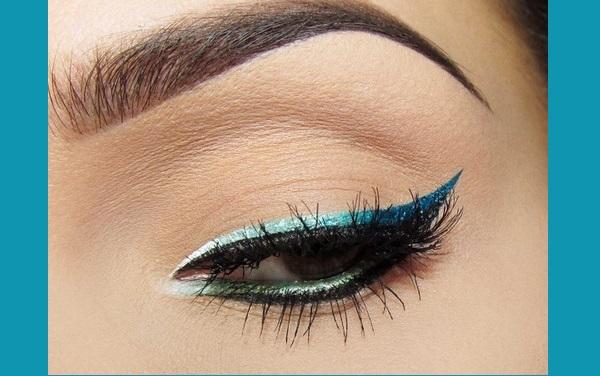 Ombre eyeliner: Δες πόσο εύκολα μπορείς να το κάνεις!