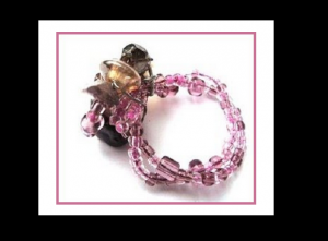 Χειροποίητα κοσμήματα  Πως να φτιάξεις DIY δαχτυλίδια με χάντρες 94d25feec01