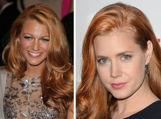 βαφή μαλλιών-ediva Πυρόξανθο χρώμα μαλλιών