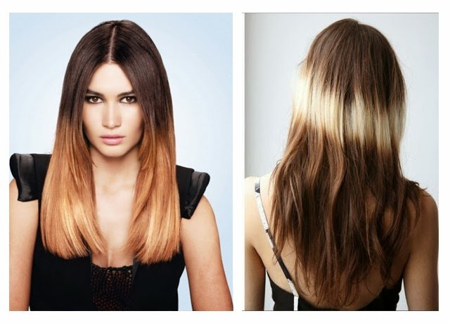 βαφή μαλλιών-ediva Splashlight μαλλιά