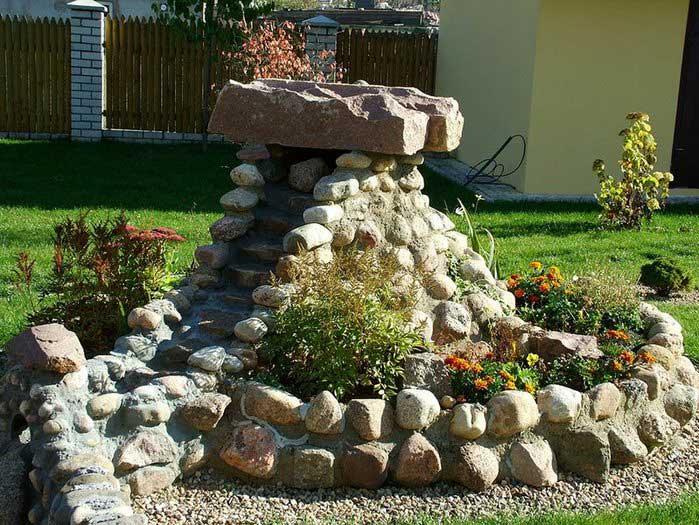 Δες την νέα τάση στη διακόσμηση κήπου που λέγεται Alpinarium