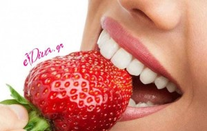 Γρήγορη λεύκανση δοντιών στο σπίτι με φυσικό τρόπο!
