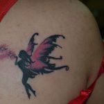 Tattoo νεράιδες