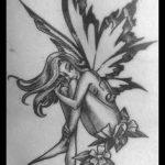 Τατουάζ νεράιδες Παιχνιδιάρικα tattoo νεράιδες είναι τα πρώτα σε επιλογή και είναι πάντα ένα καλό και ασφαλές σχέδιο. Μην ξεχνάς όμως πως το κατάλληλο σχέδιο τατουάζ έχει να κάνει μόνο με εσένα αφού θα είναι στο κορμί σου για πάντα!