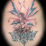 Τατουάζ νεράιδες