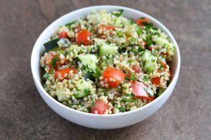 Ταμπουλέ: Φτιάξε μια δροσερή σαλάτα από την Μέση Ανατολή