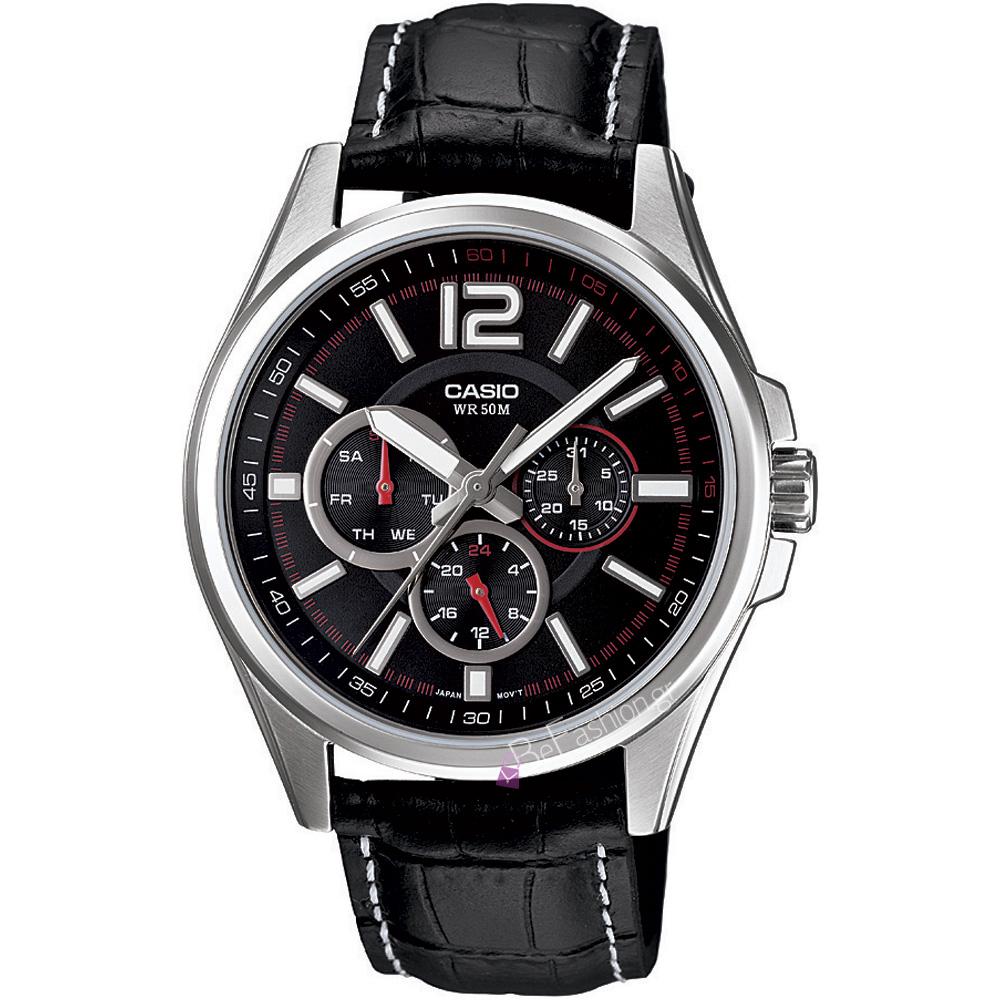 Τα ανδρικά ρολόγια της σειράς CASIO είναι από εκείνα που μπορεί να τα  φορέσει όλες τις ώρες της ημέρας. Έχουν απλές λιτές αλλά και μοντέρνες  γραμμές που τα ... c8dbeadd093