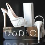 Νυφικά παπούτσια Dodici ediva.gr