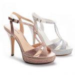 Νυφικά παπούτσια Migato ediva.gr
