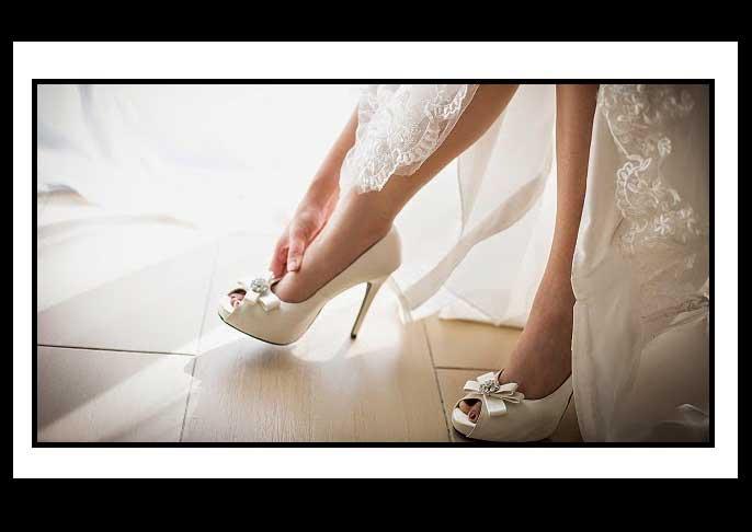 Νυφικά παπούτσια (Τsakiris Mallas 8464efc167b