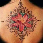 Tattoo λουλούδια ediva.gr