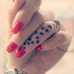 Τατουάζ στα δάχτυλα ediva.gr