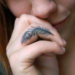 Tattoo στα δάχτυλα ediva.gr