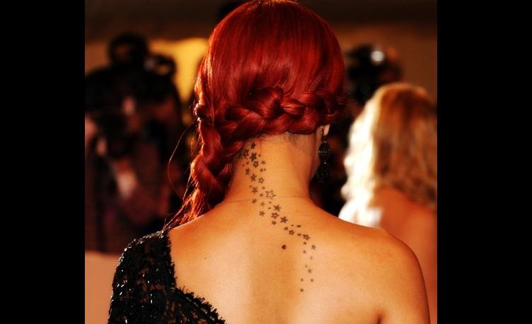 15 Υπέροχα γυναικεία τατουάζ με αστέρια!