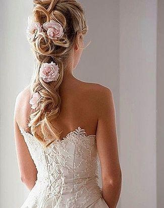 30 Εντυπωσιακά νυφικά χτενίσματα για το γάμο σου! 22a2cbc97d4