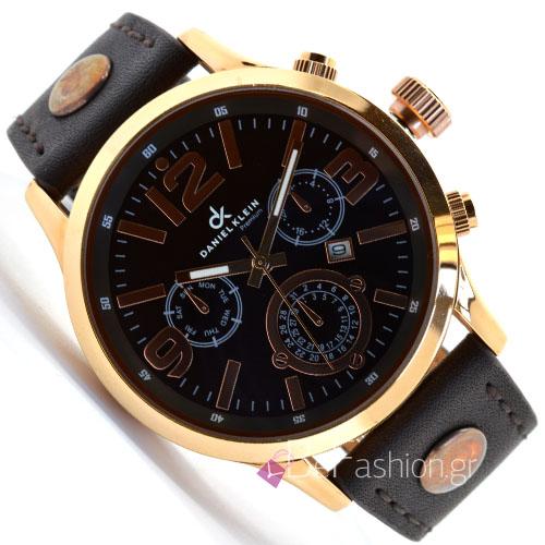 5215b23948e Τα ρολόγια αυτής της σειράς είναι όλα με δερμάτινο λουράκι, παραμένουν  αδιάβροχα και μπορείς να δεις όλη τη σειρά εδώ