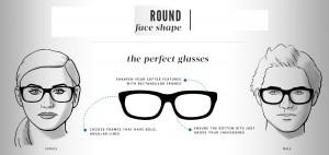 Δες ποια γυαλιά σου ταιριάζουν ανάλογα με το σχήμα προσώπου σου! f179cde8953