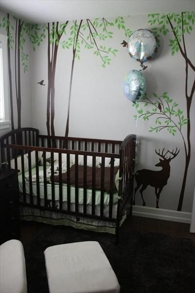 Funky Baby Bedroom Ideas: 20 Ιδέες για τη διακόσμηση βρεφικού δωματίου!