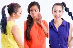 3 Γρήγοροι τρόποι να μαζέψεις τα μαλλιά κοτσίδα!