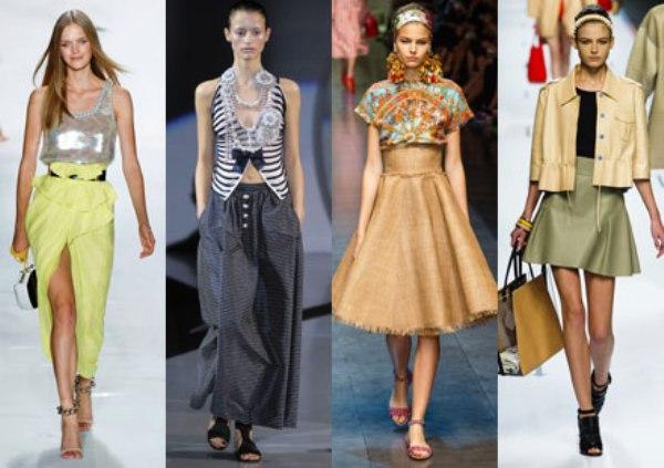 Οι καλύτερες κοντές&μακριές φούστες (H&M, Attrativo, Annel)