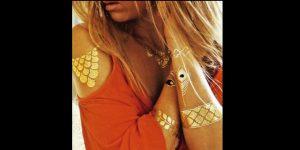 12 Πανέμορφα χρυσά τατουάζ που πρέπει να δεις!