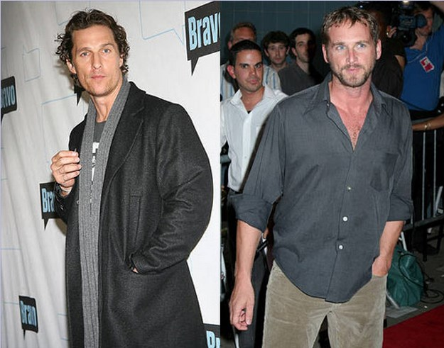 mcconaughey lucas celebrities