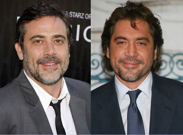 morgan bardem celebrities
