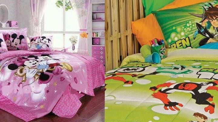16 Υπέροχα σεντόνια για να διακοσμήσεις το παιδικό δωμάτιο!