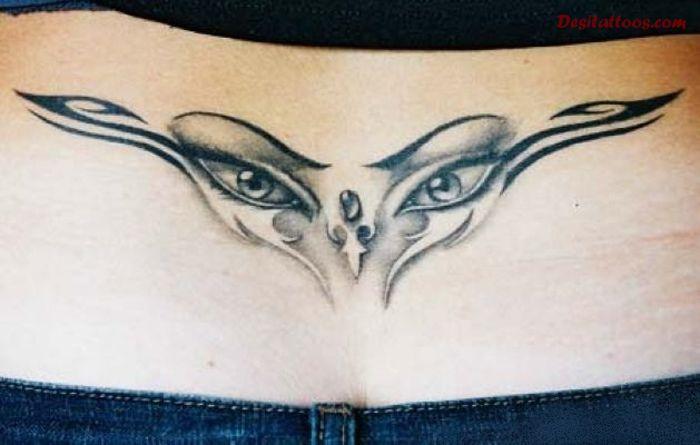 16 Υπέροχα tattoo στη μέση για να πάρεις ιδέες