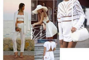 6 Tips για ένα σωστό Total white ντύσιμο.