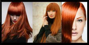 Συμβουλές και προτάσεις για Κόκκινα-Χάλκινα μαλλιά!
