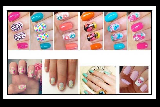 Χρώματα νυχιών για να εντυπωσιάσεις το καλοκαίρι!