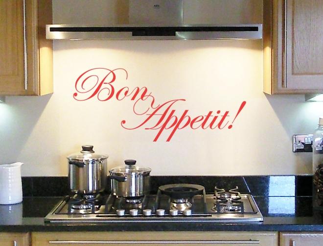 15+1 Αυτοκόλλητα τοίχου για διακόσμηση κουζίνας!