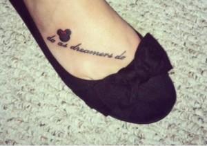 disney tatouaz