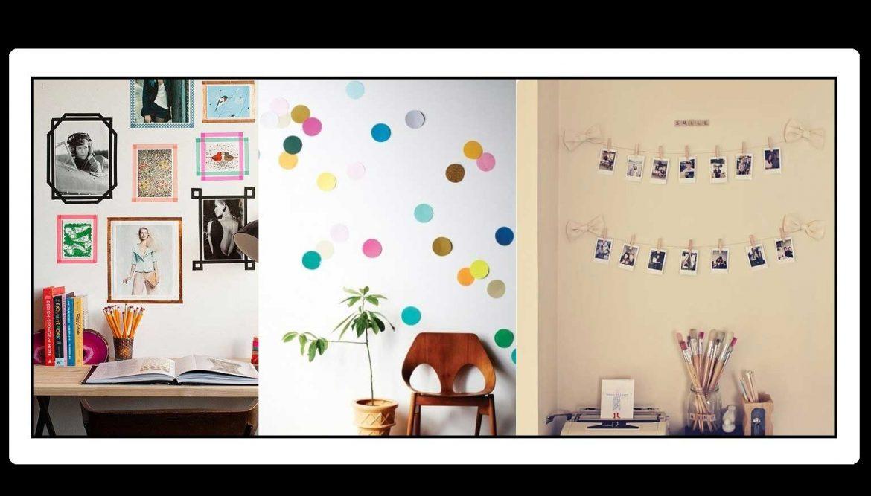 ef599a77221 Home · Διάφορα Διακόσμηση; DIY: Ιδέες για να διακοσμήσεις μόνη σου το  δωμάτιο ...
