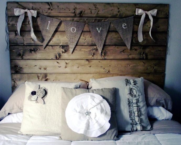 DIY: Πώς να διακοσμήσεις το κεφαλάρι του κρεβατιού σου!
