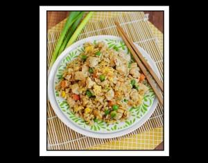 Κινέζικη συνταγή με ρύζι και κοτόπουλο!