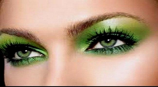 8 Tips για εντυπωσιακό μακιγιάζ για πράσινα μάτια!