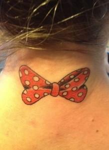 minie tattoo