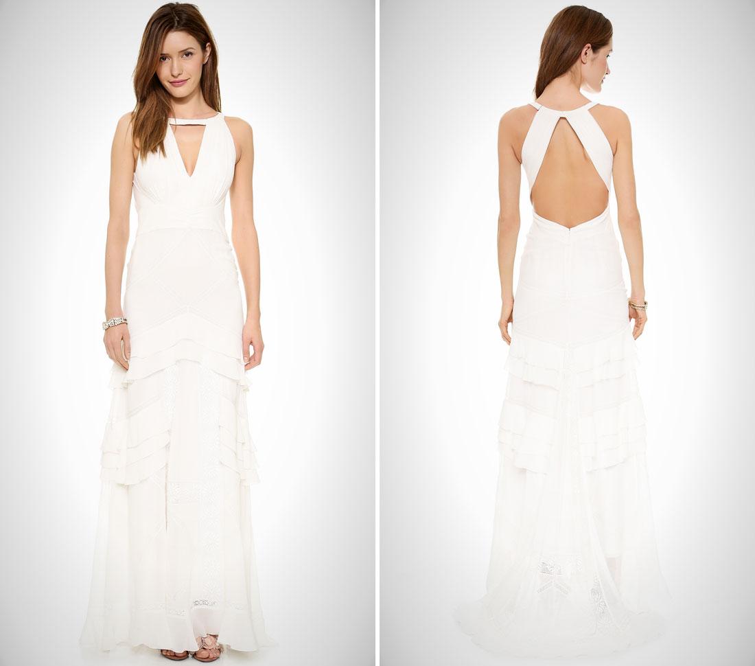 9b764529136b 20 Μοντέρνα νυφικά φορέματα!